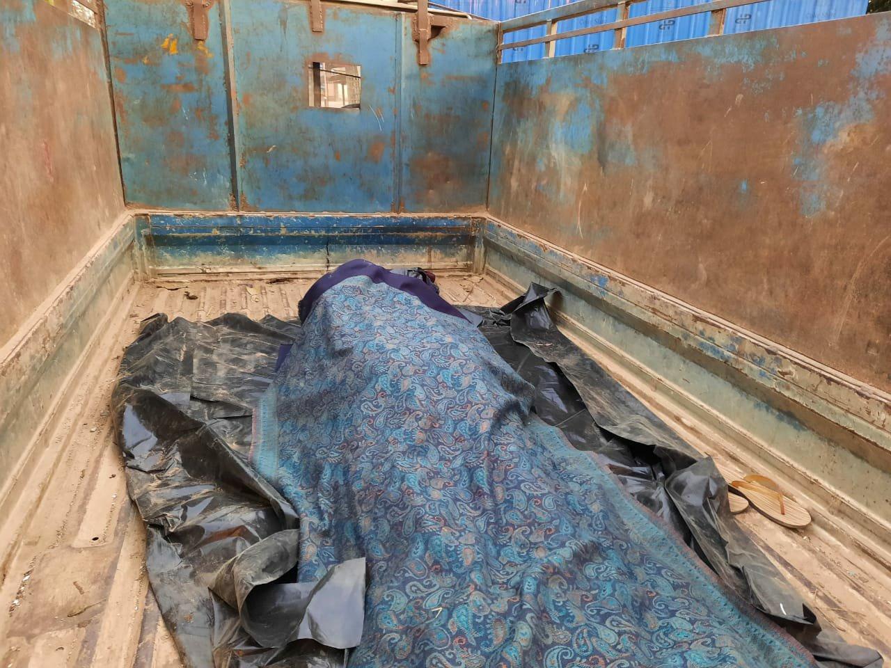 मृतक महिला की तश्वीर